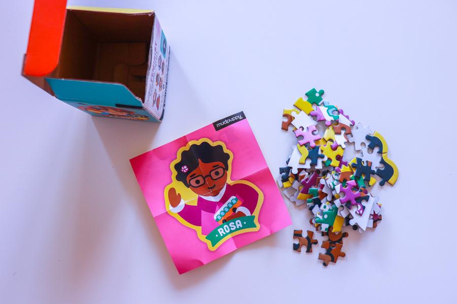 Puzzle Little Feminist